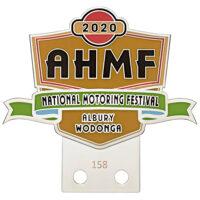 AHMF-car-grille-badge