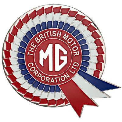 MG-BMC-Rosette-car-grille-badge