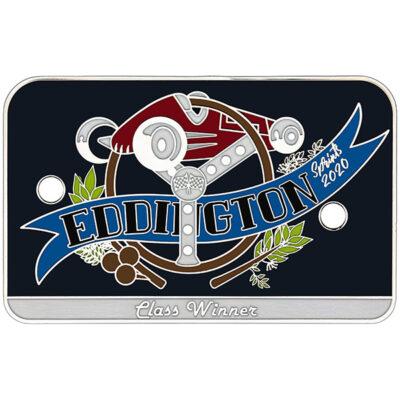 Steve-Eddington-car-grille-badge